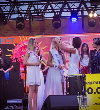 Мисс Свежесть Алтая 2017
