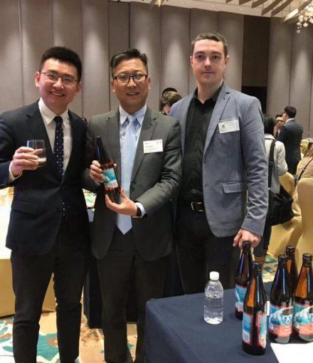 Пиво «Шульгинское » в Шанхае